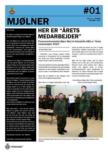 Mjølner nr. 1 2012 - Forsvarskommandoen