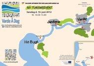 Søndag d. 10. juni 2012 Kl. 10.00-15.00 - Nationalparker