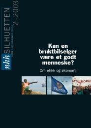PDF-format - Norges Handelshøyskole
