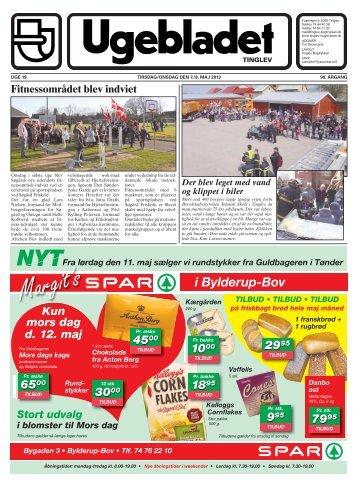 Margit's - Ugebladet for Tinglev