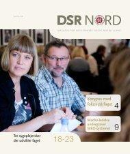 42207 DSR Nord 2 2012 low.pdf - Dansk Sygeplejeråd