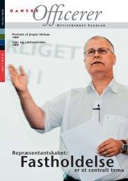 Repræsentantskabet: er et centralt tema - Hovedorganisationen af ...