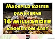 red, 1105, Selina Juul, Stop Spild af Mad, FOREDRAGDK - Dakofa