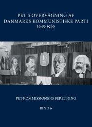 PET's overvågning af Danmarks Kommunistiske Parti 1945-1989