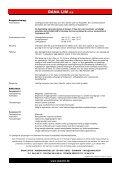 Fugtspærre 606 - Dana Lim A/S - Page 2
