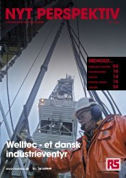 Welltec - et dansk industrieventyr - RS Components