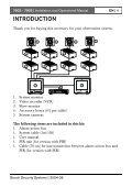 VSS7902/00T - VS79015T VSS7905/00T - VS79055T - CCTV - Page 6