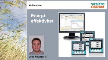 Innovation Tour 2011 Spor 1 Energieffektivitet - Siemens
