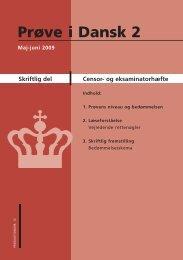 Censor - Ny i Danmark