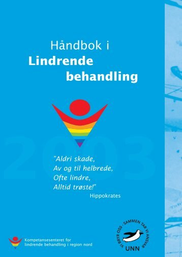 Håndbok i Lindrende behandling - Helse Nord