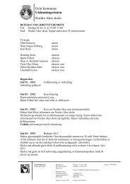 Referat 01.02.2012 - Nordre Aker skole