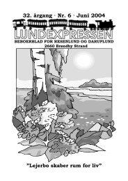 32. årgang · Nr. 6 · Juni 2004 - lundens.net