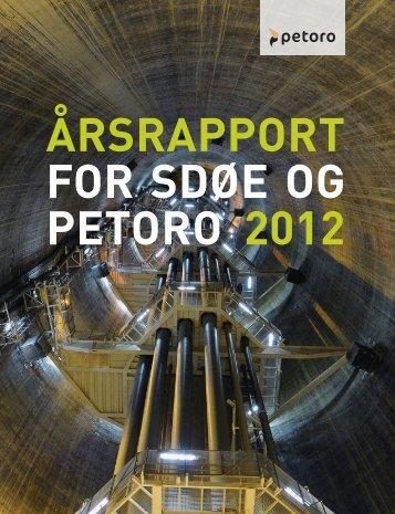 Last ned rapport - Petoro