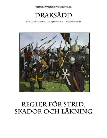 Ladda ned stridsreglerna i PDF-format! - Thule-kampanjen
