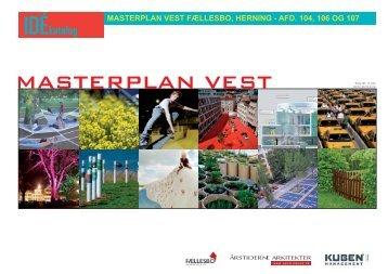 Masterplan Vest.pdf - FællesBo