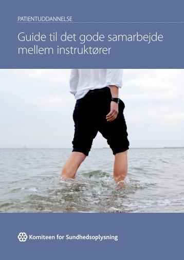Hent guiden som PDF - Patientuddannelse