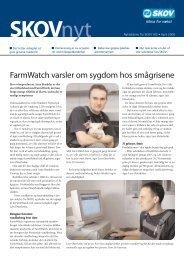 SKOVnyt april 2008 (PDF version) - Skov A/S