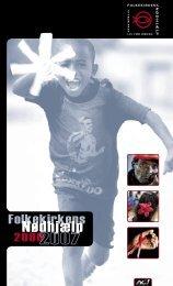 Årsberetning 2006 (1,18 MB) - Folkekirkens Nødhjælp