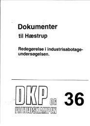 DKP og Frihedskampen Bind 36