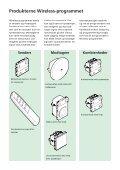 L IHC Wireless installationssystem - Gruber El-teknik - Page 3