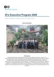Study Tour China 2009 - DI