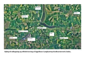 Oplæg til udbygning og effektivisering af Uggelhuse-Langkastrup ...