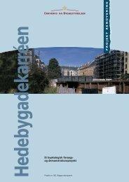 Hedebygadekarréen - Statens Byggeforskningsinstitut