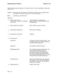 Aktivbestyrelsen i Askerød Referat nr. 67 Møde i Aktivbestyrelsen ...