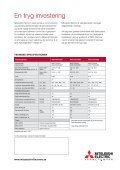 KIRIGAMINE LUFTVARMEPUMPE - EnergiMidt - Page 4