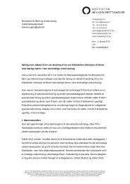 DCMR BREVDK - Institut for Menneskerettigheder