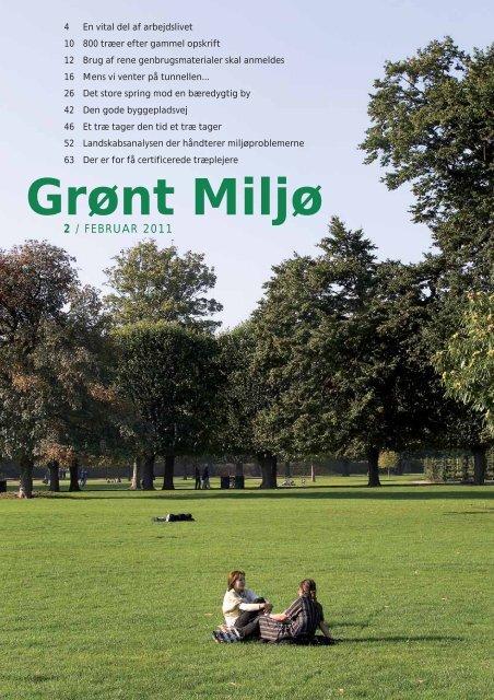FEBRUAR 2011 - Grønt Miljø