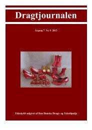 Dragtjournalen - årg. 7 Nr. 9 2013 (PDF - 2,1mb) - Dragter i Danmark