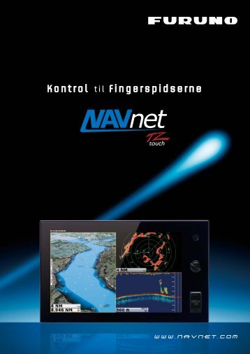 Download Brochure - NAVnet TZtouch