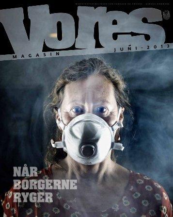 Vores juni 2013 (pdf 3 MB) - Aarhus.dk