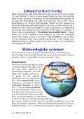 Meteorologiske forhold kapflyvning fra Sverige - Dansk Brevduesport - Page 2