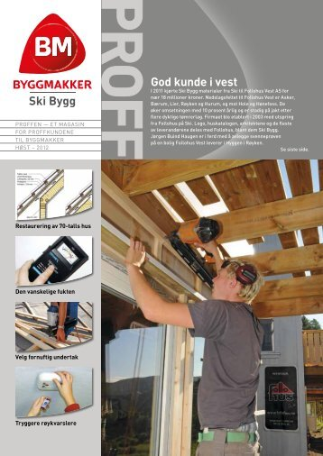 Proffen nr 3 - 2012.pdf - Ski Bygg