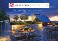 Se byen i et nytt perspektiv! - Kannik park