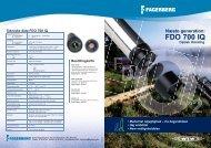 FDO 700 IQ datablad A3 - Fagerberg