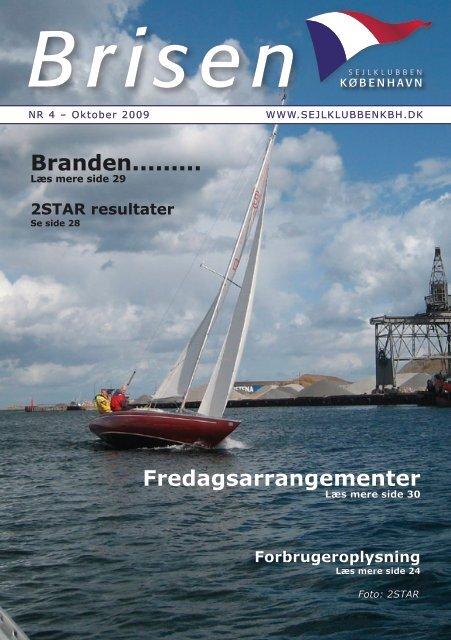 Fredagsarrangementer Branden......... - Sejlklubben København