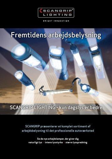SCANGRIP LIGHTING serie