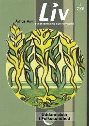LIV nr. 2/2006 - CFK Folkesundhed og Kvalitetsudvikling - Region ...
