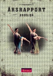 †rsrapport 2003-1.qxd - Tivoli