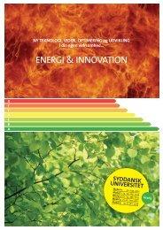 ENERGI & INNOVATION - Fredericia Erhvervsforening