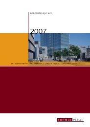 Årsrapport 2007 - Formuepleje