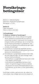 71862_ec forsikringsbetingelser_nyt layoutml.indd - Eurocard - Page 2