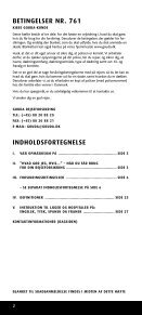 Forsikringsbestingelser (fra 70 år) - Loving Italy - Page 2