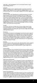 Forsikringsbestingelser (fra 70 år) - Loving Italy - Page 5