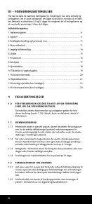 Forsikringsbestingelser (fra 70 år) - Loving Italy - Page 6