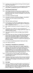 Forsikringsbestingelser (fra 70 år) - Loving Italy - Page 7