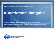 Folienmaster für Online-Seminare